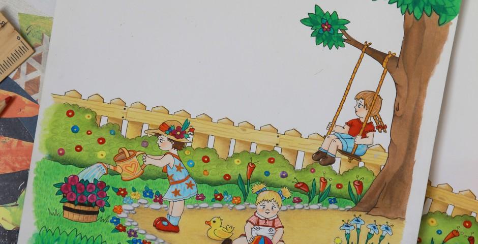 Illustrazione libro