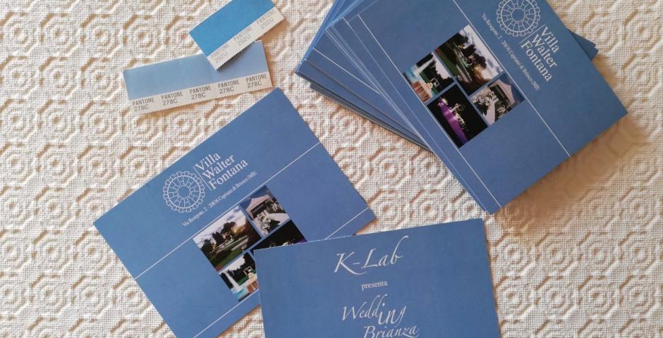 Invito Wedding - Klab - Villa Walter Fontana